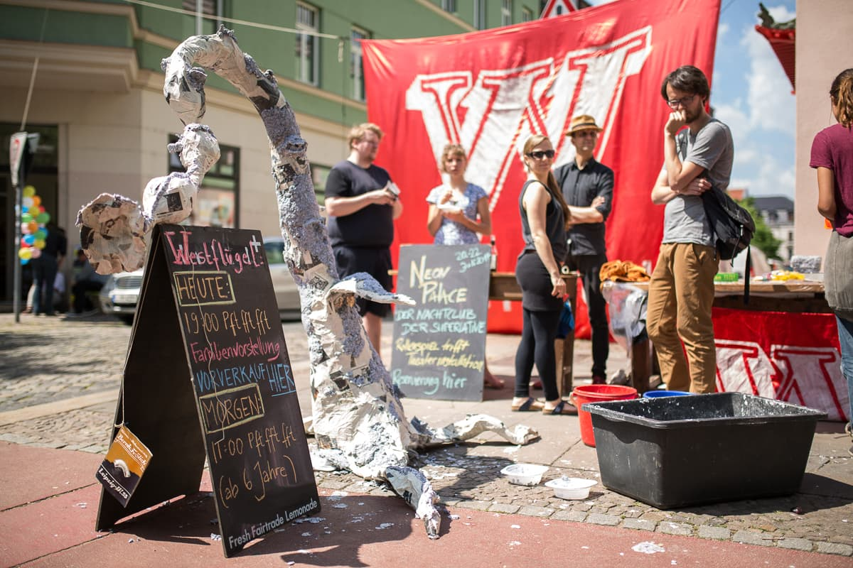 Impressionen des Straßenfestes Bohei & Tamtam. @regentaucher.com